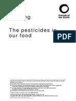 Pesticides Our Food