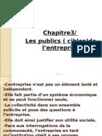 Cours Communication Chapitre 3