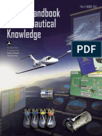 Pilot's Handbook of Aeronautical Knowledge a