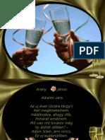 2011 Jokivansagok Arany Verse