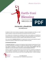 Bendición Earth Yoni