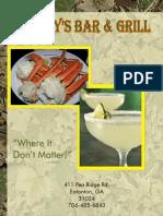 menu 2014