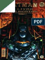Batman - O Livro Dos Mortos - 01 de 02