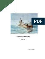 Casco y Estructura. Submarinos. Parte 12