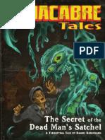 Macabre Tales - Secret of the Dead Mans Satchel