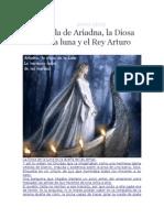 Diosas Celtas-leyenda Ariadna