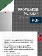 PROFILAKSIS PAJANAN