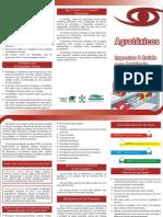 Folder Agrotoxicos