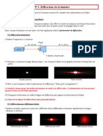 TP3 Diffraction Correction