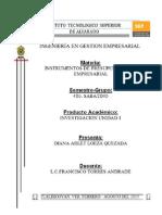 Unidad 1 Instrumentos de Presupuestacion