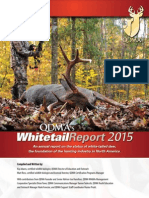 Quality Deer Management Association's 2015 Annual Deer Report