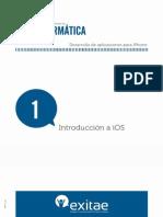 Desarrollo de aplicaciones para iPhone, Capitulo 1