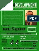 Manifesto - Vote Kyfer