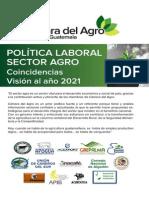 Política Labor Al Cam Agro