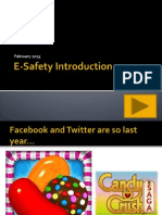 e-safety introduction - sept 2015-2