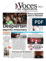 Voces de Esperanza 08 de Febrero de 2015