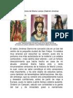La Verdadera Historia de María Lionza
