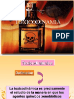 toxicodinamia