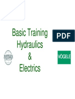 Basics Hydraulics and Electrics e