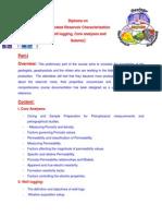 IntegratedIntegrated Reservoir Characterization Studies