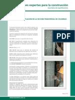 Guia Para La Ampliacion de La Seccion Transversal de Columnas