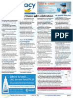 Pharmacy Daily for Tue 10 Feb 2015 - Pharmore administration, Statin controversy ablaze, Low cash rate good news for sector, UK doubles A&E pilot, and much more