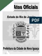 Atos Oficiais - Nova Iguaçu - 07-10-10