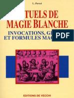 Pavesi Rituel de Magie Blanche