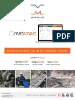 MetSMART Programa Simulador Metalurgico