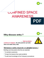 GoldenRules255Confined Space Awareness Training