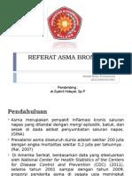 Referat Asma Bronkhiale
