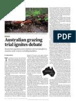 Australian Grazing Trial