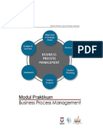 Modul Manajemen Proses Bisnis 2014-2015