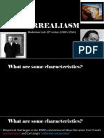 unit 2 surrealism slides