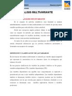 Analisis Multivariante Definicion Objetivos Tipos Variables