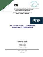 RP4 LABI Medidores de Temperatura