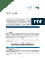3-PrefixSums