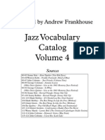 Vocab Catalog Published Vol 4
