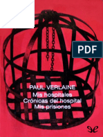 Verlaine Paul - Mis Hospitales Y Mis Prisiones
