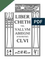 Alister Krouli - Liber Cheth Vel Vallvm Abiegni Sub Figura Clvi