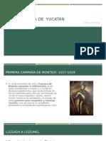 La Conquista de Yucatán