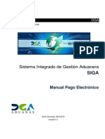 Manual Pago Electronico SIGA