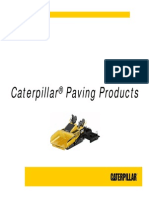 Paving Prodcuts General Presentation