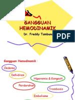 Gangguan Hemodinamik