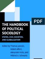 Janoski Etc. Ed _Handbook of Political Sociology_2005