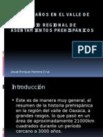 Tres Mil Años en El Valle de Oaxaca
