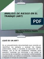 Introduccion ART Analisis de Riesgo