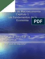 principios de la macroeconomia
