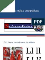 Nuevas Reglas Ortograficas de La RAE