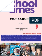 School Times Workshops